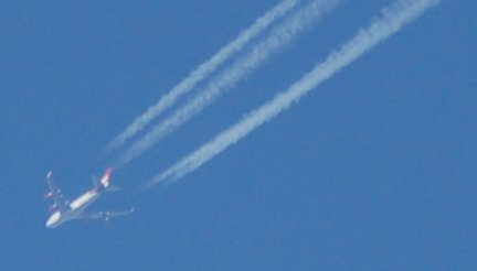 Virgin Atlantic 747, flight 8, LAX-LHR, 1 June 2006
